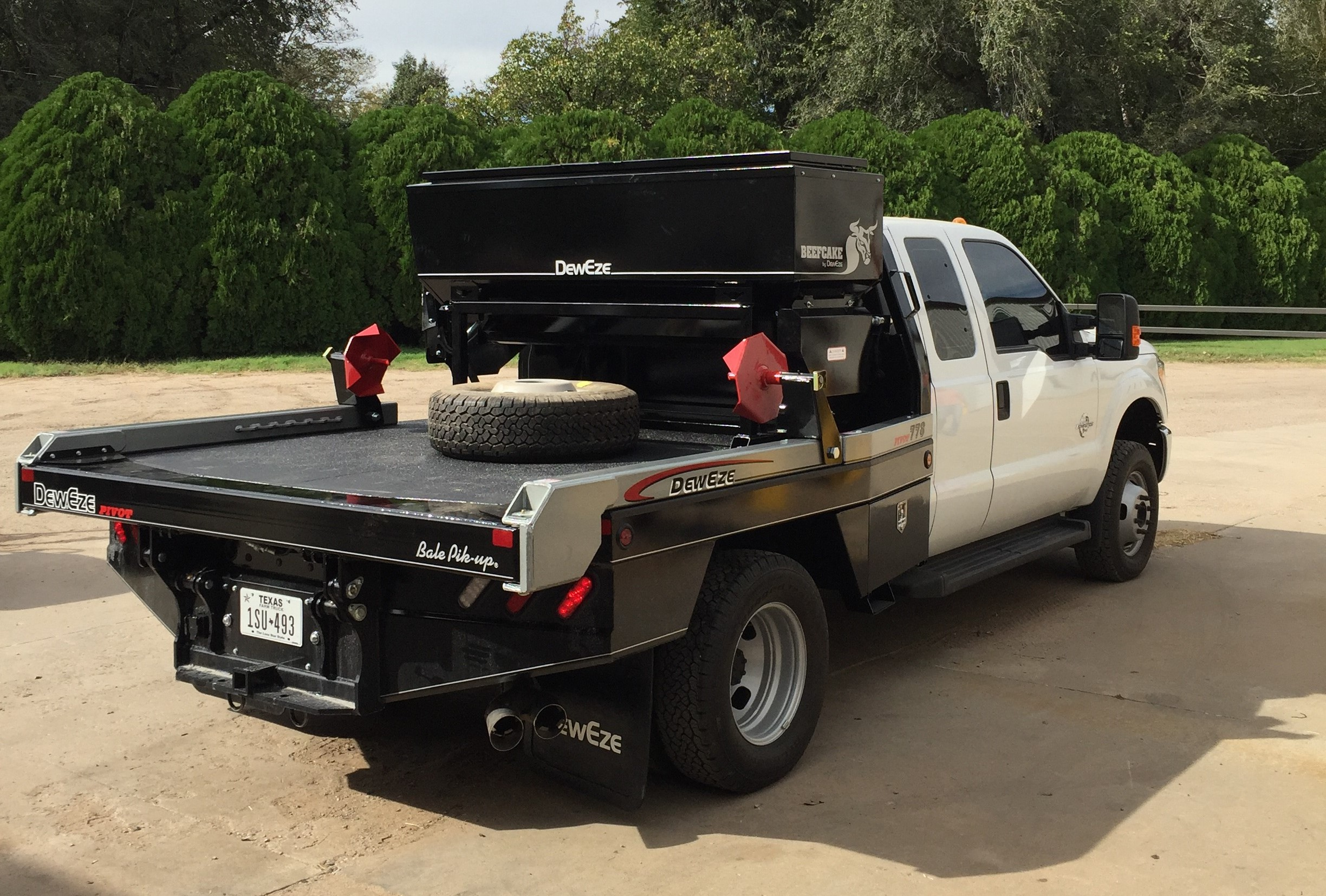 Used Deweze Truck Beds For Sale