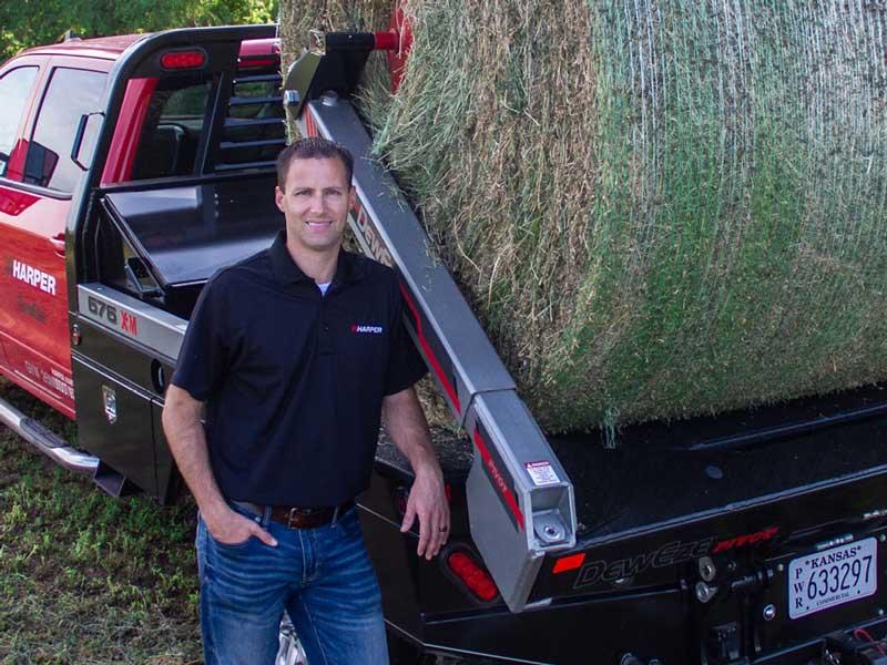 Harper Industries Welcomes Joe Biggerstaff as Lead Engineer