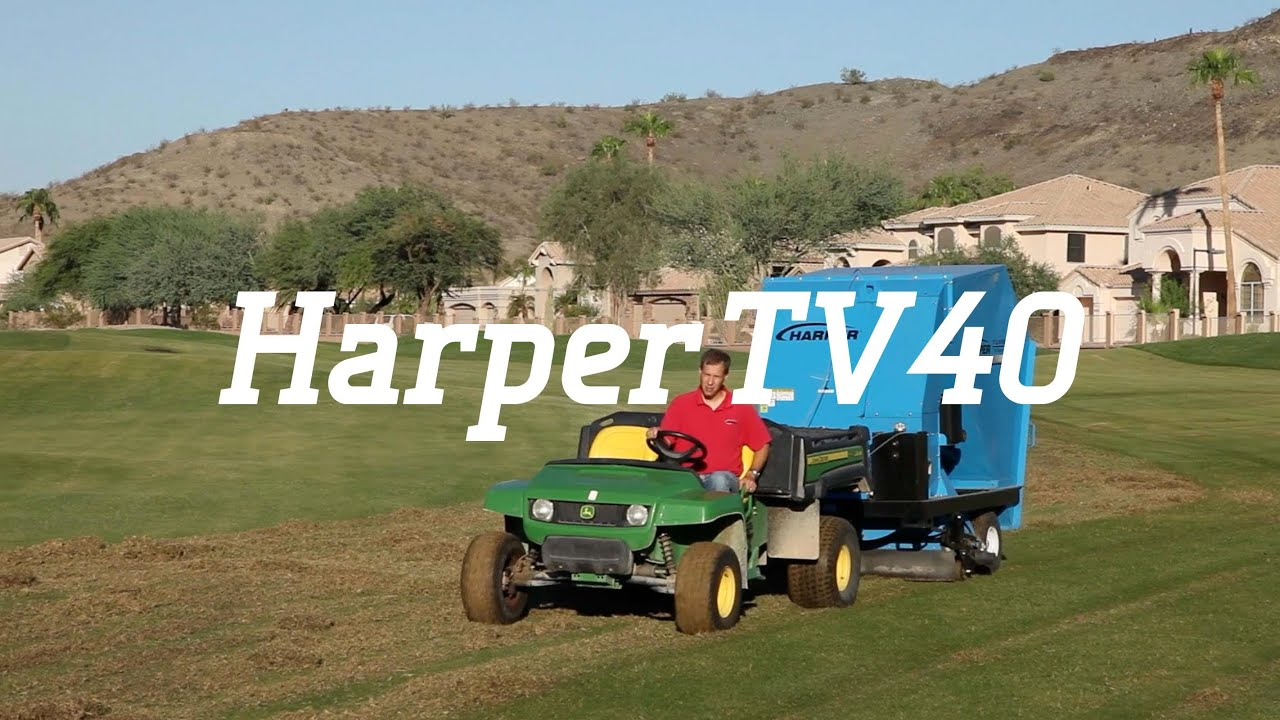 Harper Industries TV40