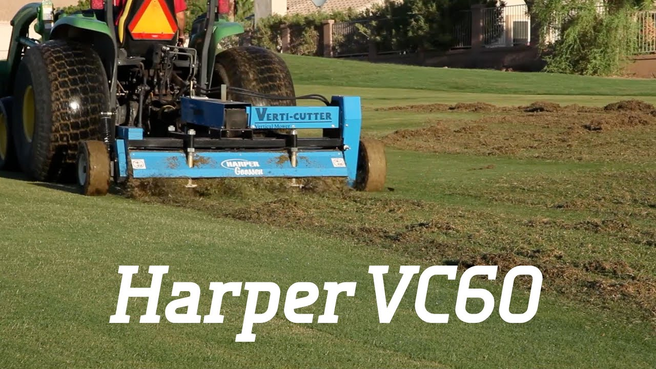 Harper Industries Verti-cutter 60